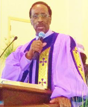 Bishop Dr. Louis H. Jackson